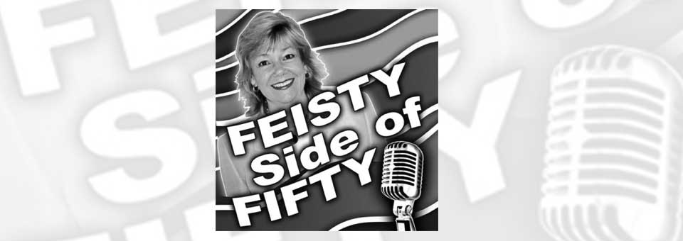 feisty side fifty logo